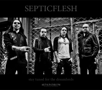 Septic Flesh Interview Teaser photos