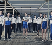 Hellenic rowing team